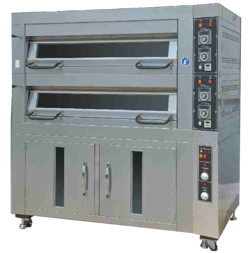 BakeMax BMFD Series Electric Deck Oven wOptional Proofer
